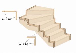 階段イラスト2