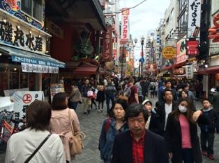 外国人観光客3